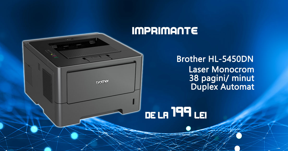 Imprimante laser Brother