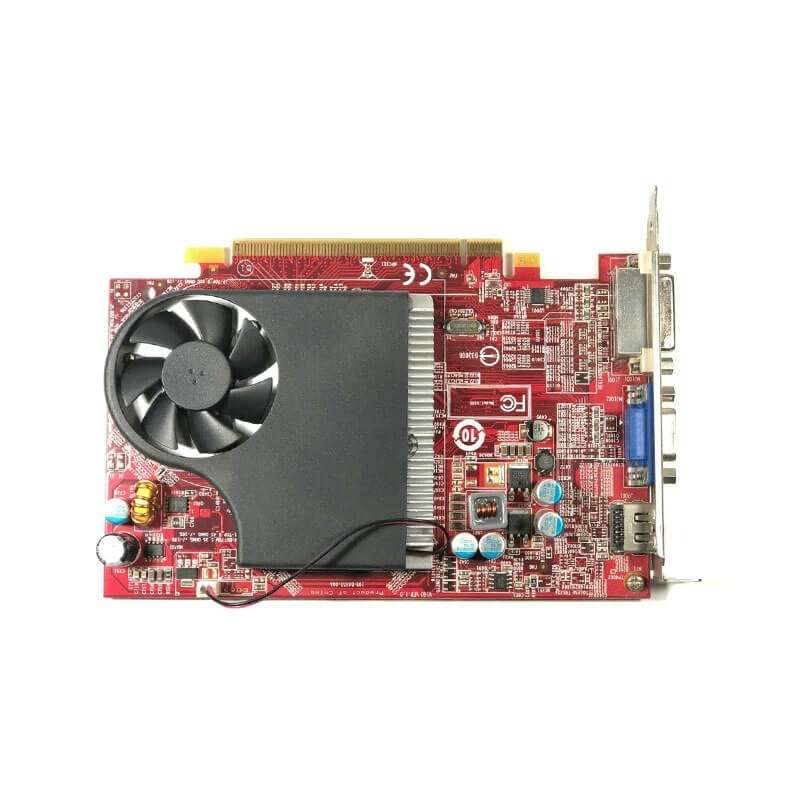 Placi Video Refurbished Radeon HD 4650 Delphinus-2 1GB GDDR2