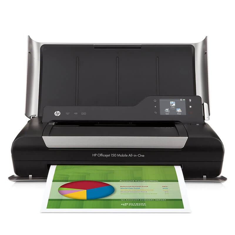 Multifunctionale SH HP OfficeJet 150 MOBILE All-in-One, Cartuse NOI Full
