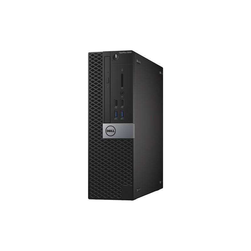 Calculatoare SH Reconditionate Dell OptiPlex 5040 SFF, Intel Quad Core i5-6500