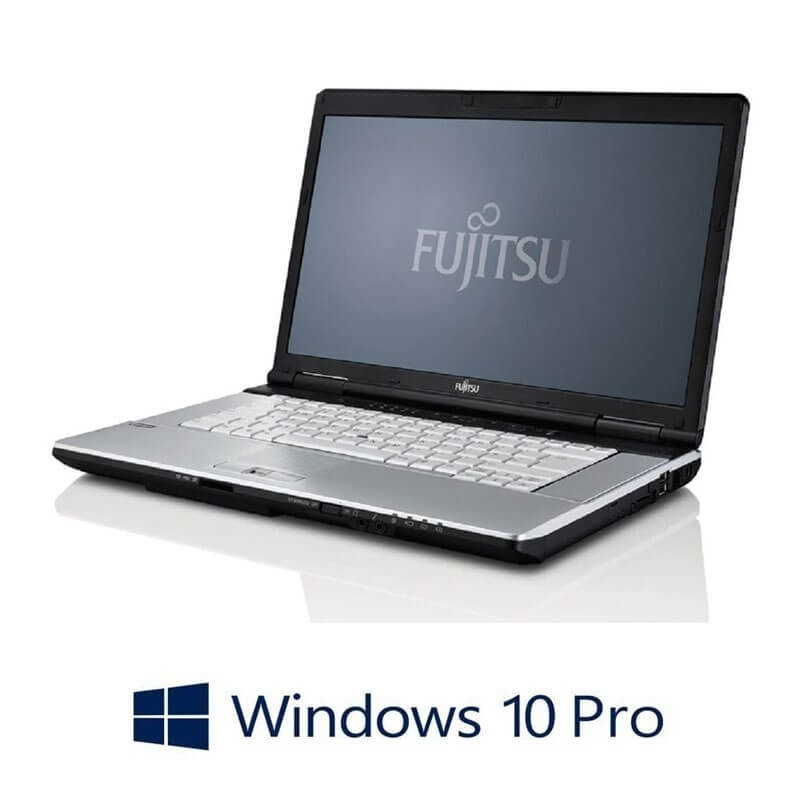 Laptop Refurbished Fujitsu LIFEBOOK E751, Intel i5-2520M, Win 10 Pro