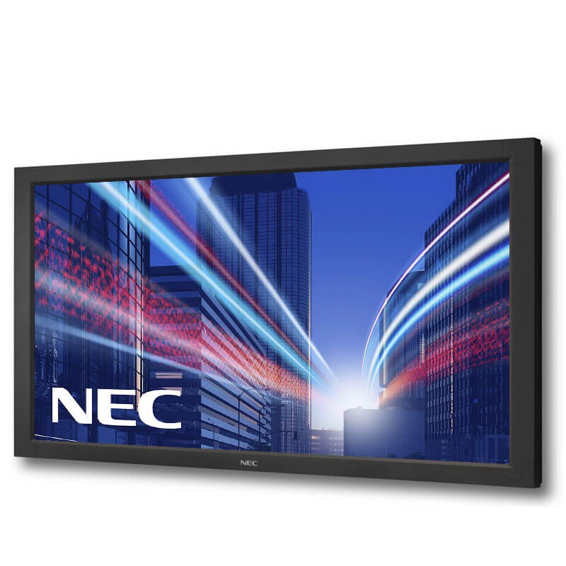 Monitoare LCD Refurbished NEC MultiSync V551, 55