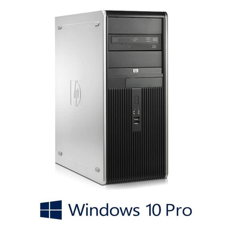 Calculatoare Refurbished HP Compaq DC7900 MT, Intel E5200, Win 10 Pro