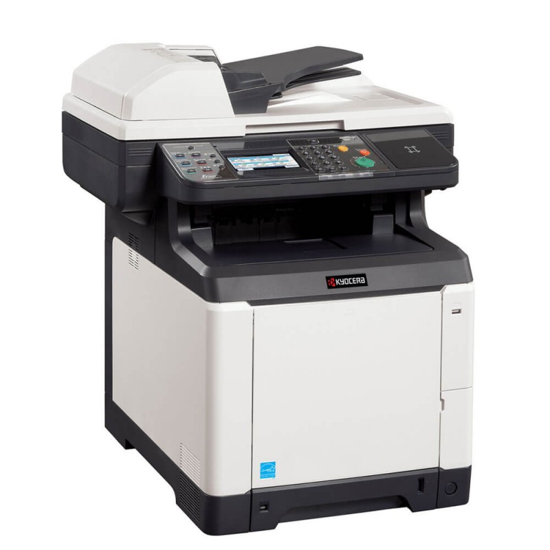 Multifunctionale Refurbished Laser Color Kyocera FS-C2626MFP