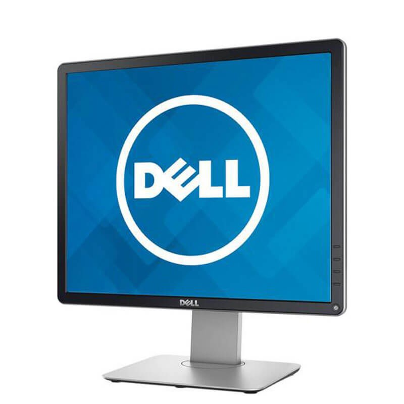 Monitoare Second Hand LED Dell P1914Sf, 19 inch, Grad A-, Panel IPS
