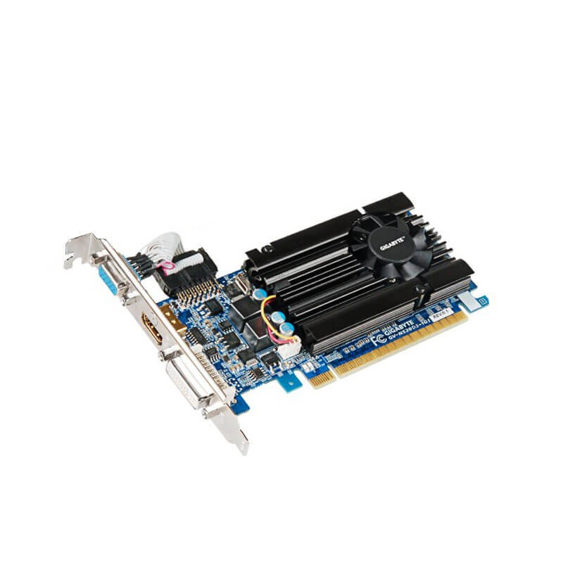 Placi Video Refurbished GIGABYTE GV-N520D3-1GI 1GB GDDR3 64-bit