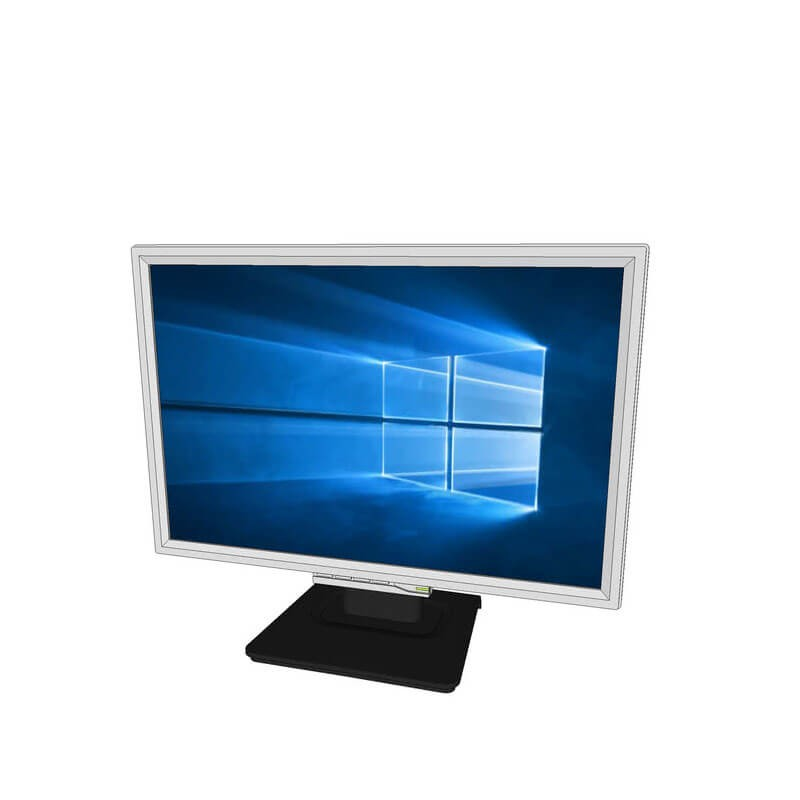 Monitoare LCD Refurbished Acer AL1916w, 19 inch Widescreen, Picior Adaptat