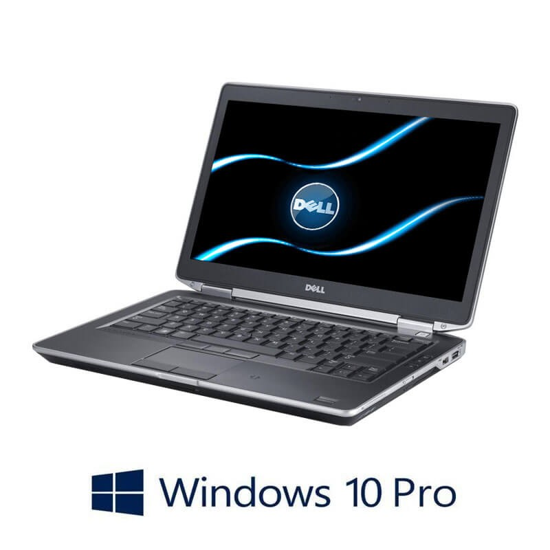 Laptop refurbished Dell Latitude E6420, Intel Core i5-2540M, Win 10 Pro