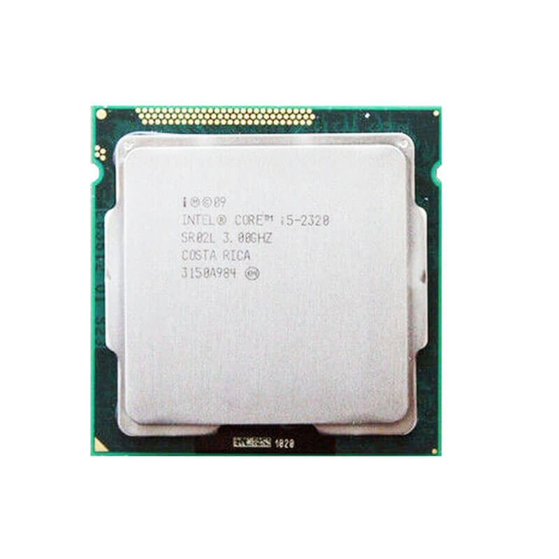 Procesor Refurbished Intel Quad Core i5-2320, 3.00GHz, 6Mb Cache