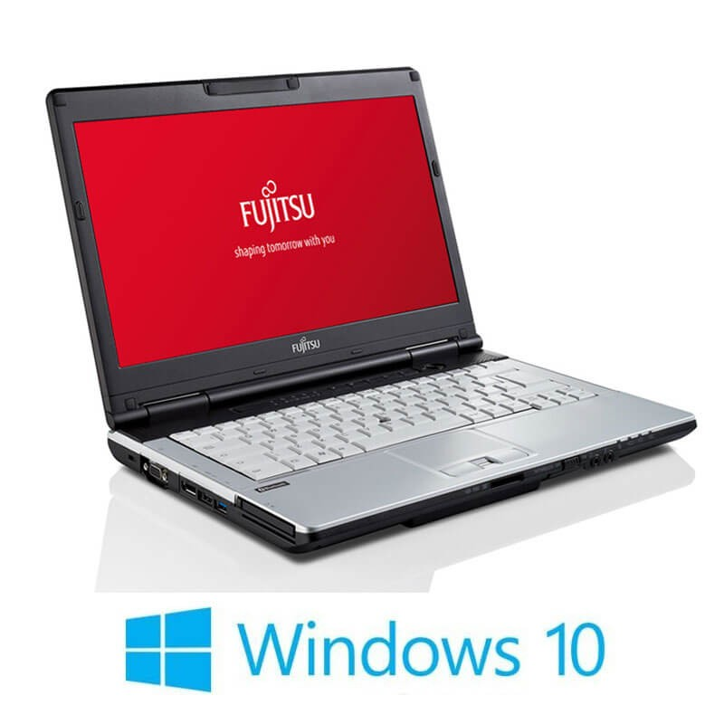 Laptopuri Refurbished Fujitsu LIFEBOOK S781, Core i5-2520M, Win 10 Home