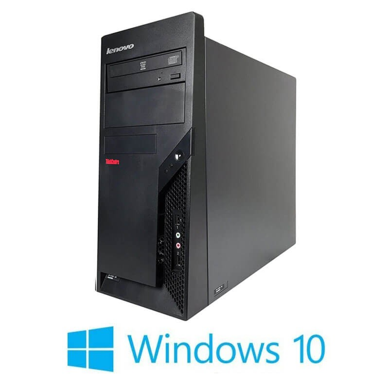 Calculator Refurbished ThinkCentre M58p MT, E8400, Win 10 Home