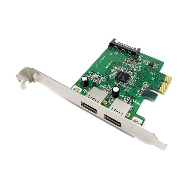 Adaptor HP PCI Express Dual Port USB 3.0 SuperSpeed High Profile