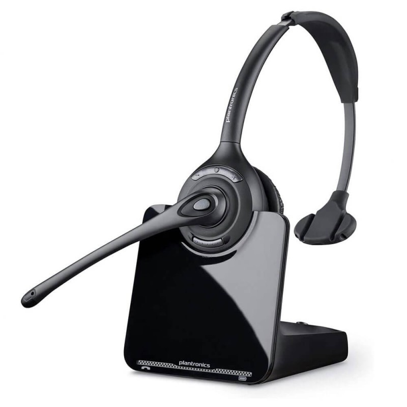 Casti Wireless Plantronics CS510, Monaural, 84691-02