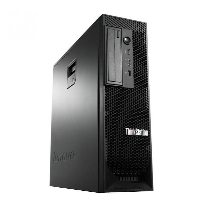 Workstation Second Hand Lenovo ThinkStation C30, 2 x Xeon E5-2620, Quadro K2200