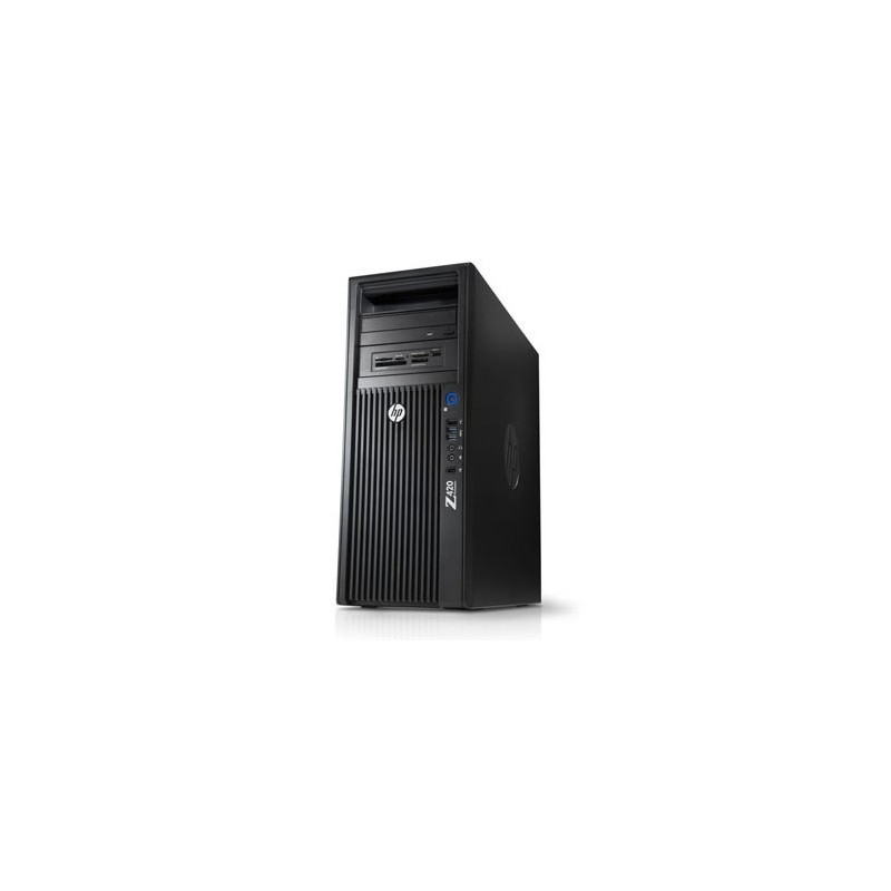 PC second hand HP Z420 Workstation, E5-1620, 32gbddr3, 500Gb