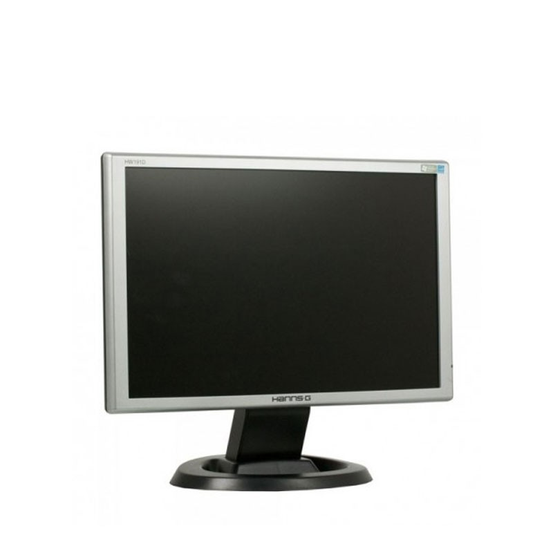 Monitoare LCD Refurbished Hanns G HW191D, 19 inch WideScreen