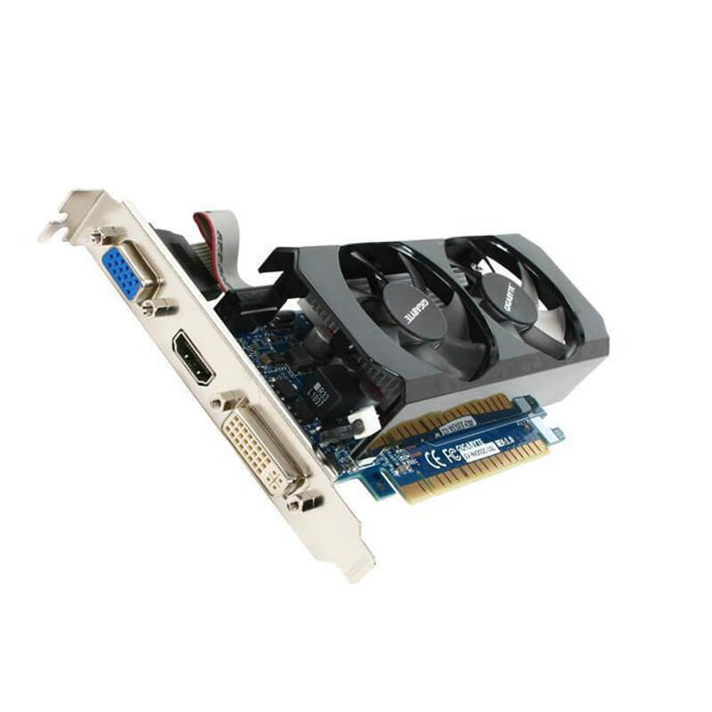 Placi Video Refurbished GIGABYTE GV-N4300C-1GL 1GB GDDR3 128-bit