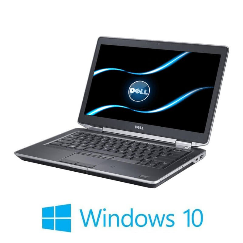 Laptop refurbished Dell Latitude E6420, Intel Core i5-2540M, Win 10 Home