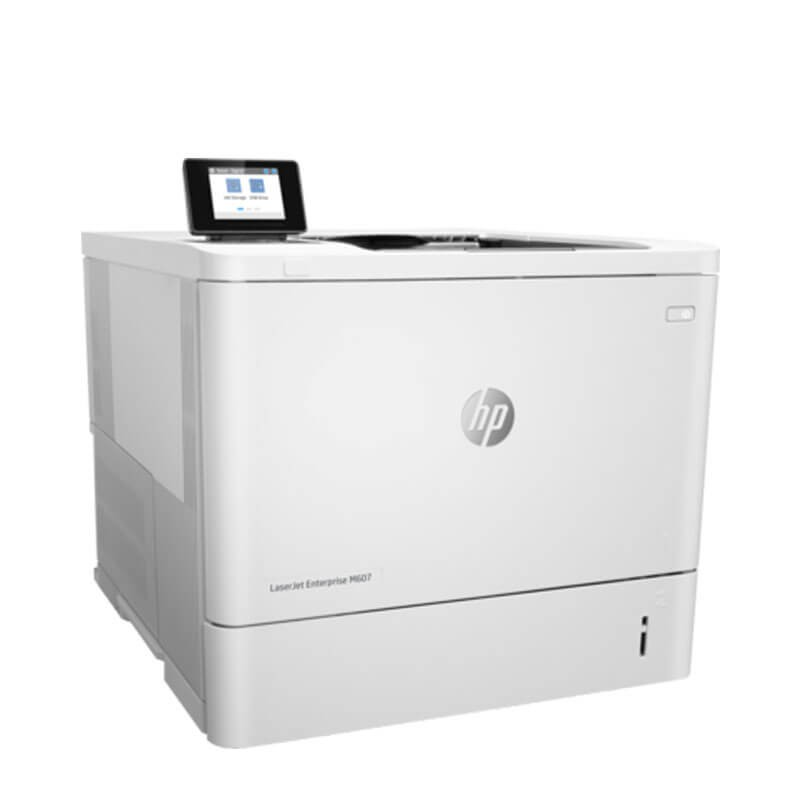 Imprimante Refurbished Monocrom HP LaserJet Enterprise M607dn