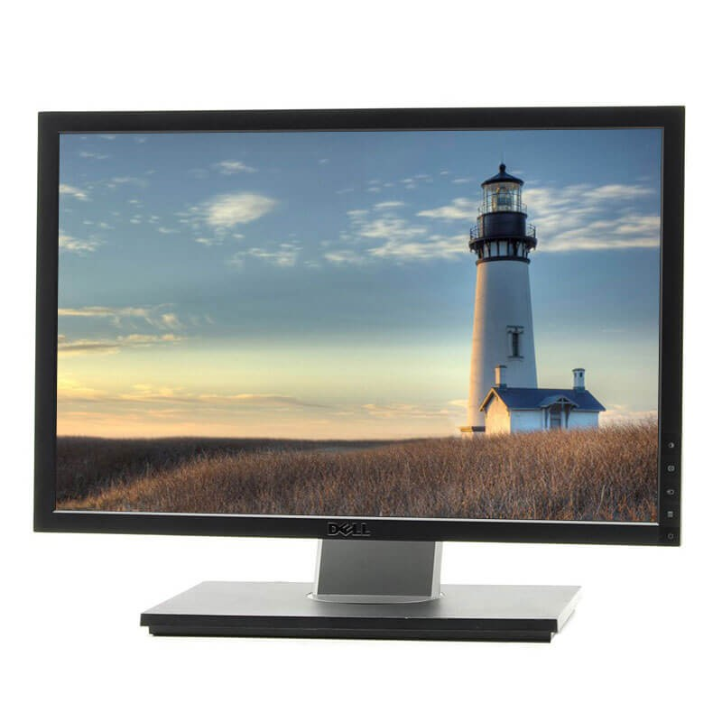Monitoare LCD Refurbished Dell 1909WB, 5ms, 19 inch WideScreen