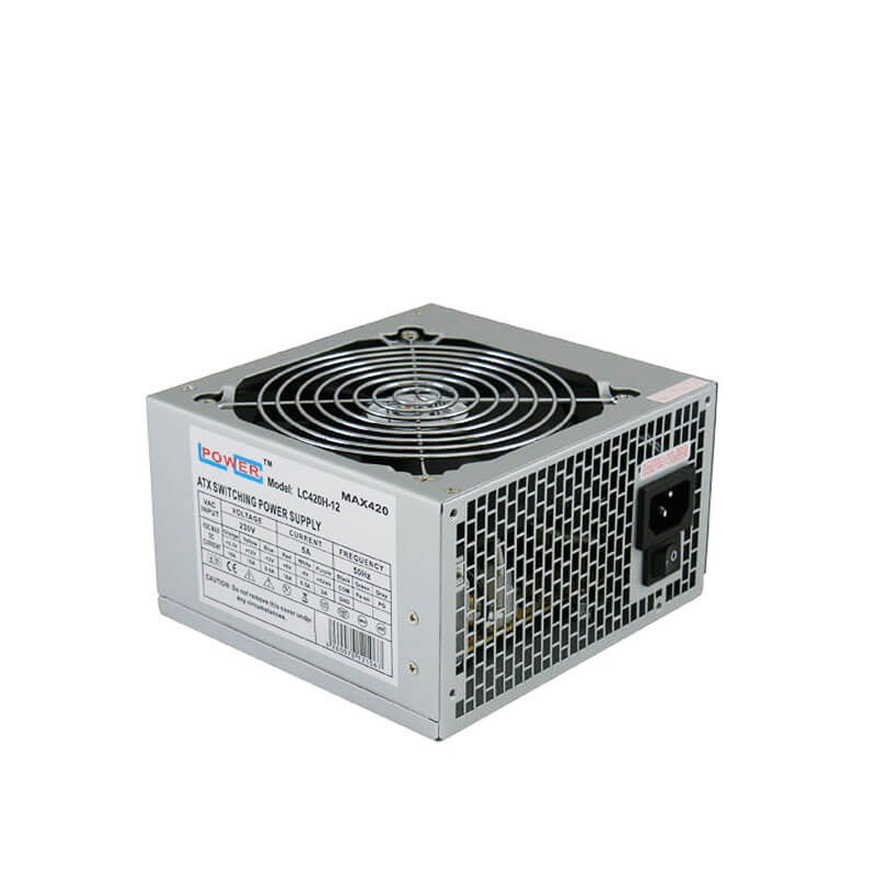 Sursa Alimentare PC Refurbished LC-Power LC420H-12 V1.3, 420W