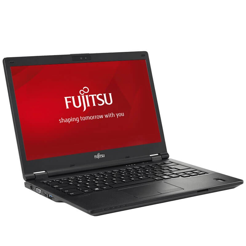 Laptop Second Hand Fujitsu LIFEBOOK E449, i3-8130U, 256GB SSD, Full HD, Webcam