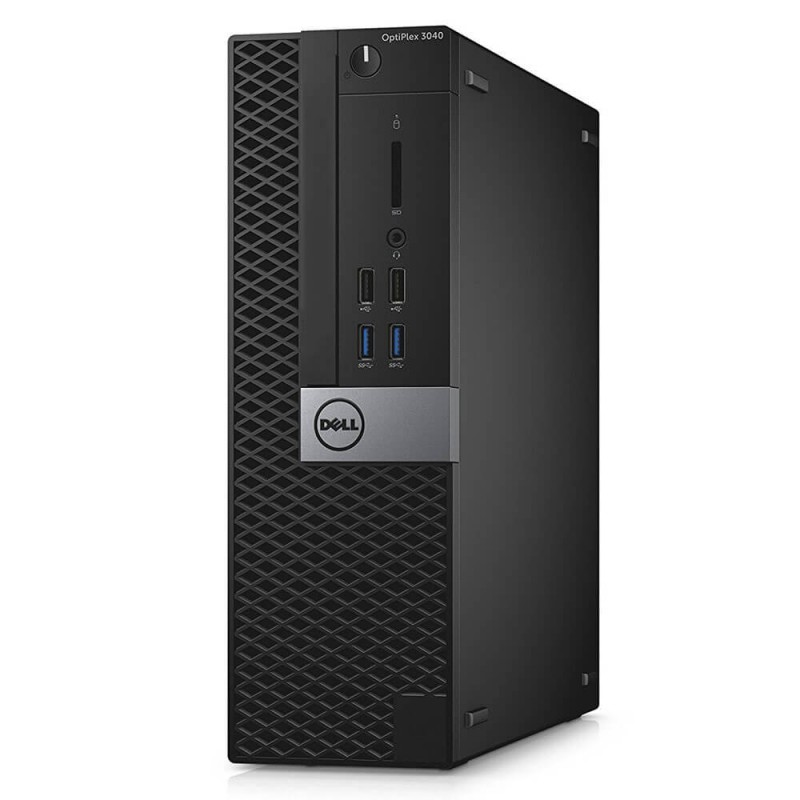 Calculatoare SH Reconditionate Dell OptiPlex 3040 SFF, Quad Core i5-6500, SSD