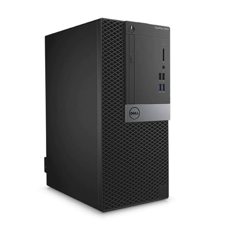 Calculatoare SH Reconditionate Dell OptiPlex 3040 MT, Intel Quad Core i5-6500