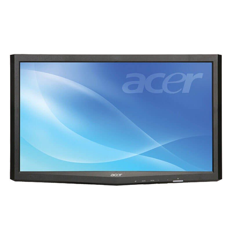 Monitoare Second Hand LCD Acer X193W, 19 inch WideScreen