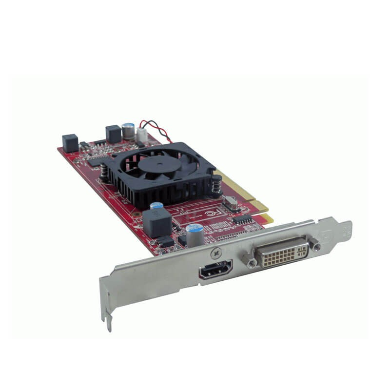 Placi Video Refurbished AMD Radeon HD 7450 1GB GDDR3 64-bit
