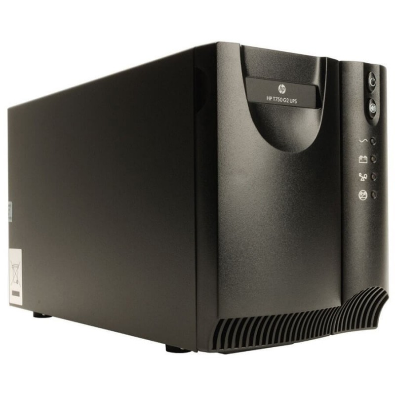 UPS second hand HP T750 G2 International, Baterii noi