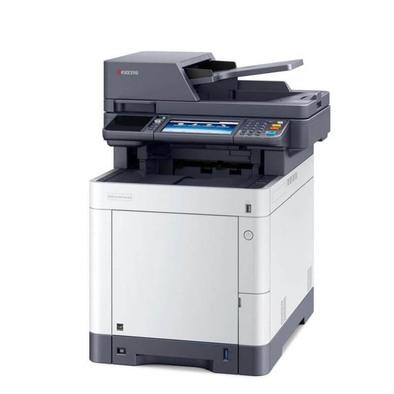 Multifunctionale Second Hand Laser Color Kyocera ECOSYS M6535cidn