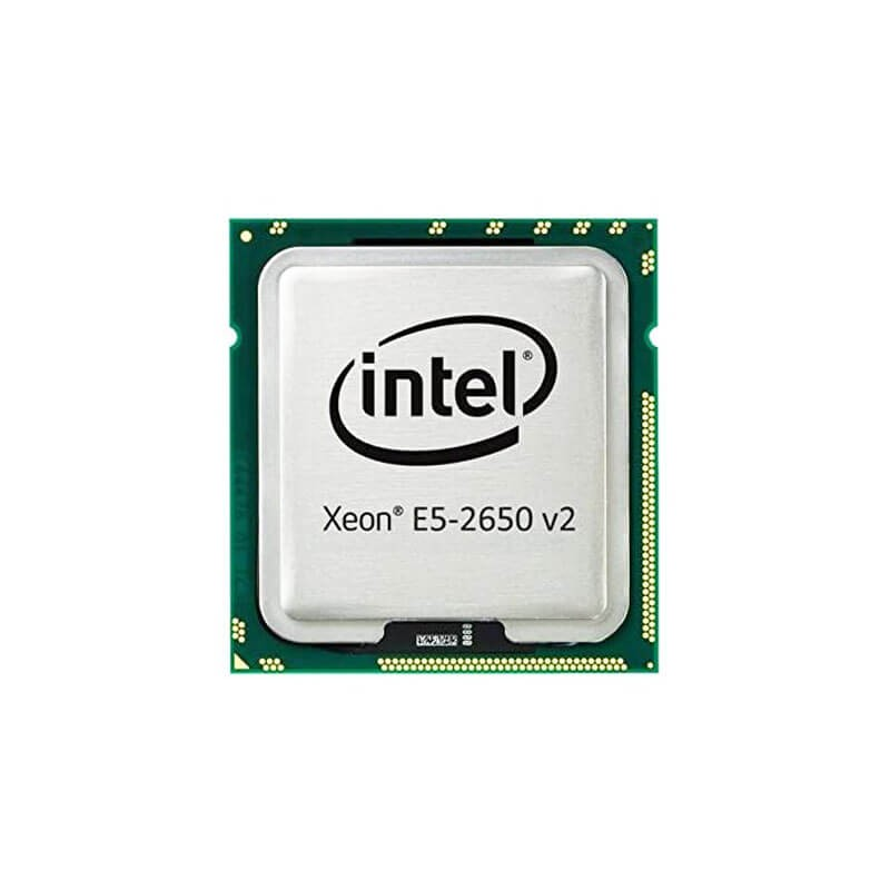 Procesor Refurbished Intel Xeon Octa Core E5-2650 v2, 2.60GHz, 20Mb Cache