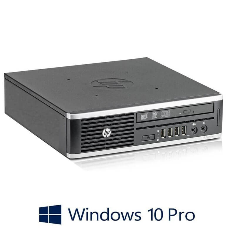 Calculatoare Refurbished HP Elite 8300 USDT, Intel Core i3-2100, Win 10 Pro