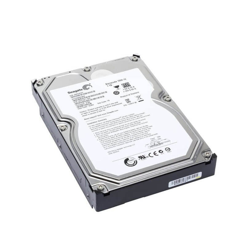 Hard Disk Refurbished Seagate ST31000524AS, 1TB SATA3 6GB/S, 32Mb Cache