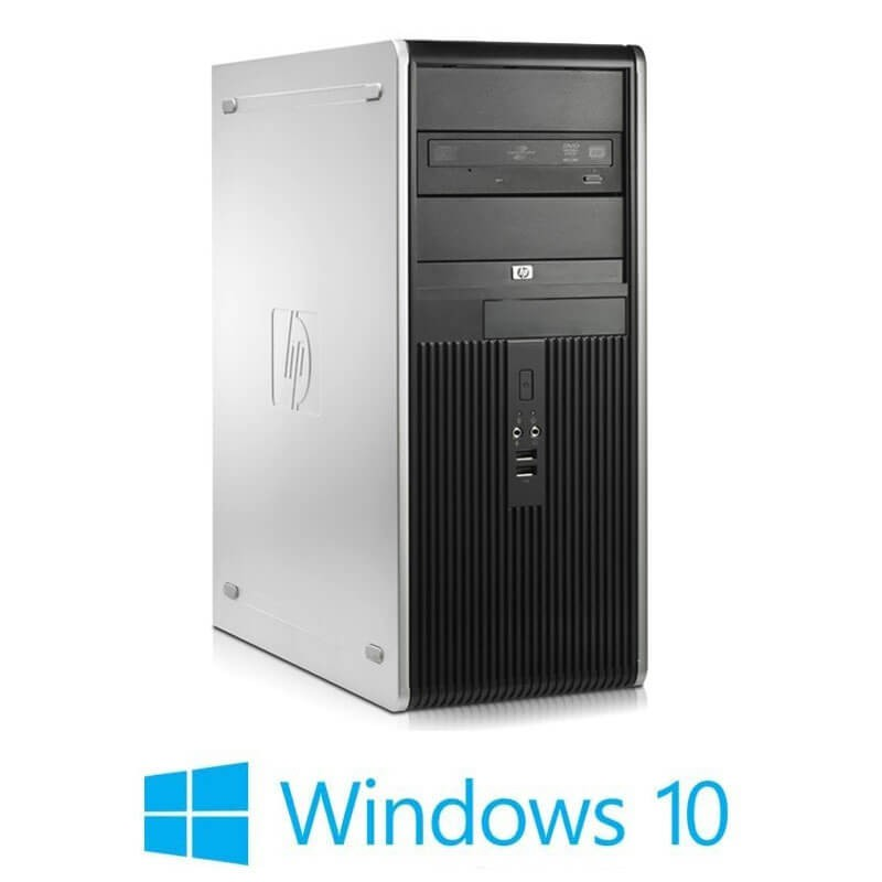 Calculatoare Refurbished HP Compaq DC7900 MT, Intel E5200, Win 10 Home