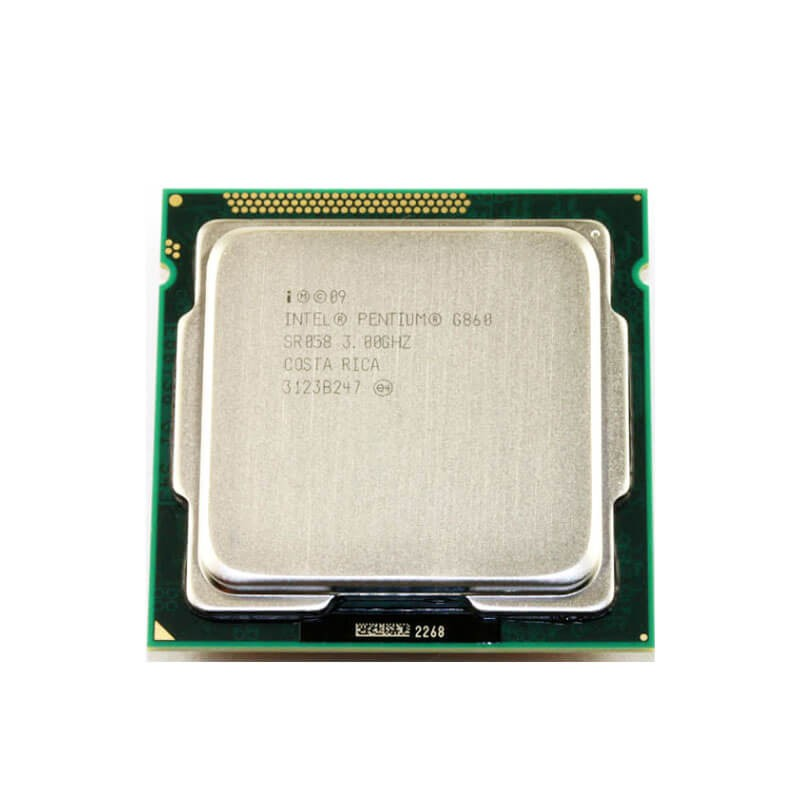 Procesor Refurbished Intel Pentium G860, 3.00GHz, 3Mb Cache