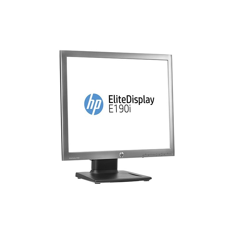 Monitoare second hand HP EliteDisplay E190i panel IPS, Grad B