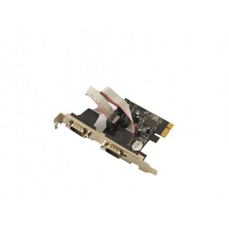 Adaptor PCI Express la 2 x Port Serial