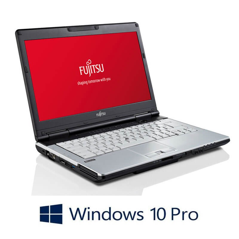 Laptopuri Refurbished Fujitsu LIFEBOOK S781, Core i5-2520M, Win 10 Pro