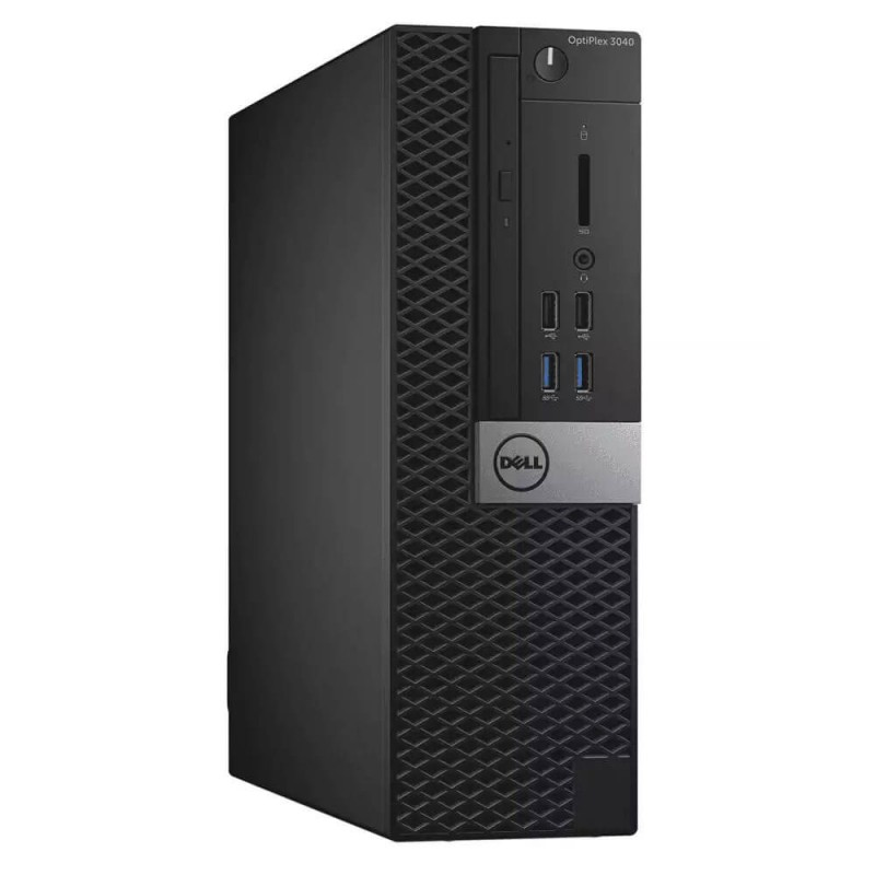 Calculatoare SH Reconditionate Dell OptiPlex 3040 SFF, Intel Pentium G4400, SSD