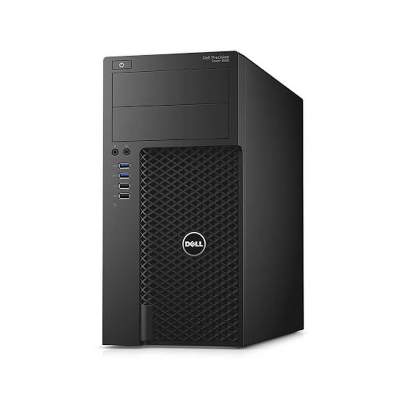 Workstation Second Hand Dell Precision 3620 MT, i7-6700, SSD, 32GB, Quadro K4000
