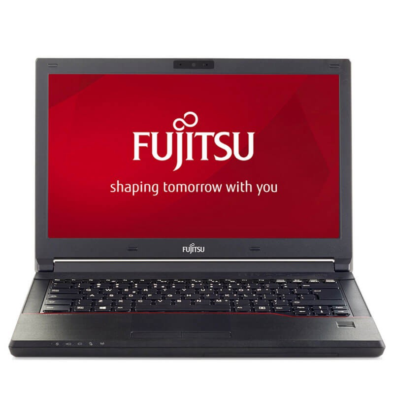 Laptopuri Second Hand Fujitsu LIFEBOOK E546, Intel i3-6006U, 256GB SSD, Webcam