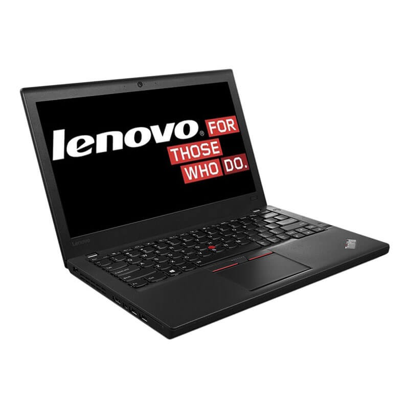 Laptopuri Second Hand Lenovo ThinkPad X260, i5-6300U, SSD, Full HD, Webcam
