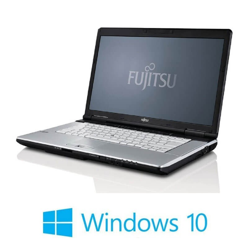 Laptop Refurbished Fujitsu LIFEBOOK E751, Intel i5-2520M, Win 10 Home