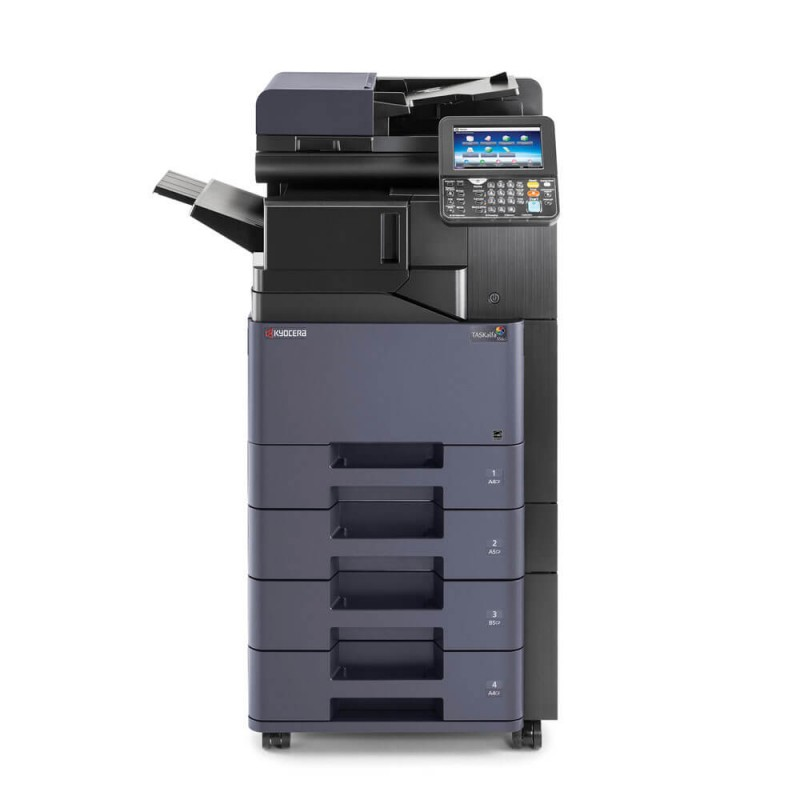Multifunctionale Second Hand Laser Color Kyocera TASKalfa 356ci