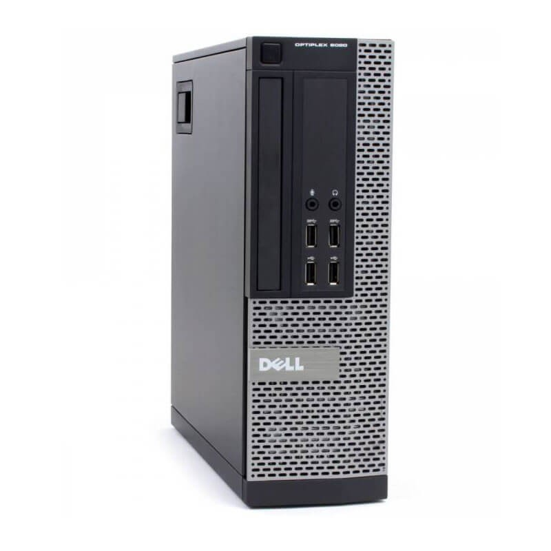 Calculatoare SH Reconditionate Dell OptiPlex 9020 SFF, Quad Core i5-4570 Gen 4