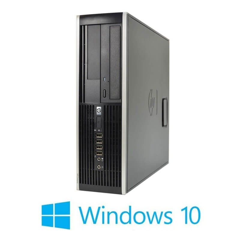 PC Refurbished HP Compaq Pro 6300 SFF, i3-3220, Win 10 Home
