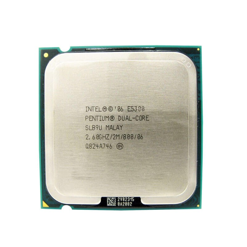 Procesor Refurbished Intel Pentium E5300, 2.60GHz, 2Mb Cache