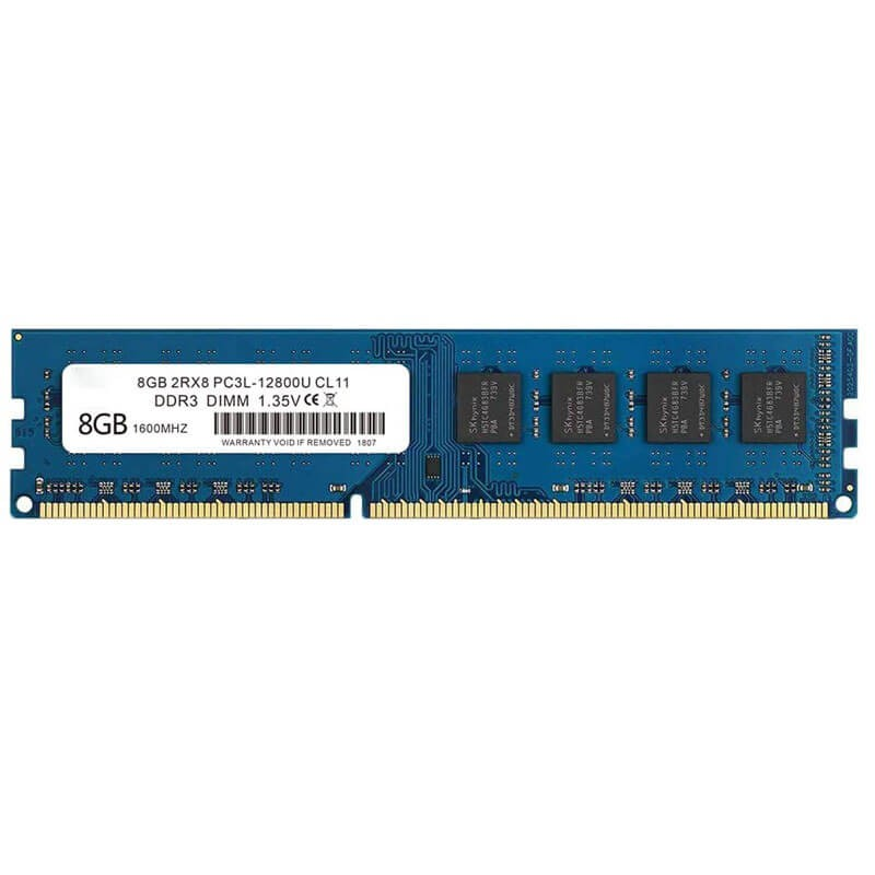 Memorii PC Refurbished 8GB DDR3L Diferite Modele